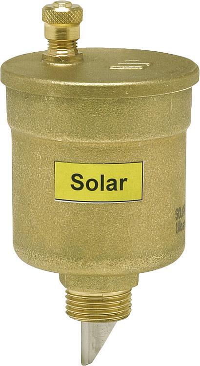 """Solar-Schnellentlüfter 3/8"""""""