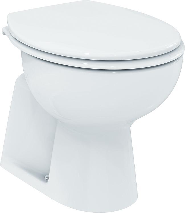 Eurovit Standtiefspül-WC (Abgang innen senkrecht) BxTxH= 360x540x390 mm