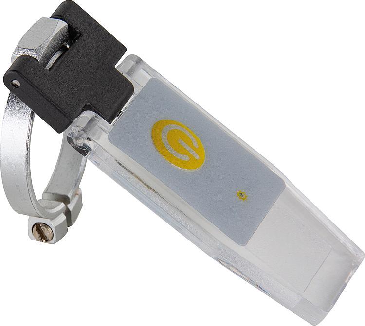 Kunststoffklappe mit Licht für Handrefraktometer 97 001 12