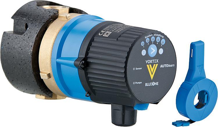 Vortex Brauchwasserpumpe BWO 155 R SL AUTOlearn Technologie