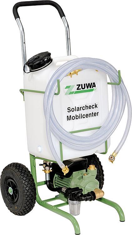 Solarcheck Mobilcenter Kompakt P80, 230Volt