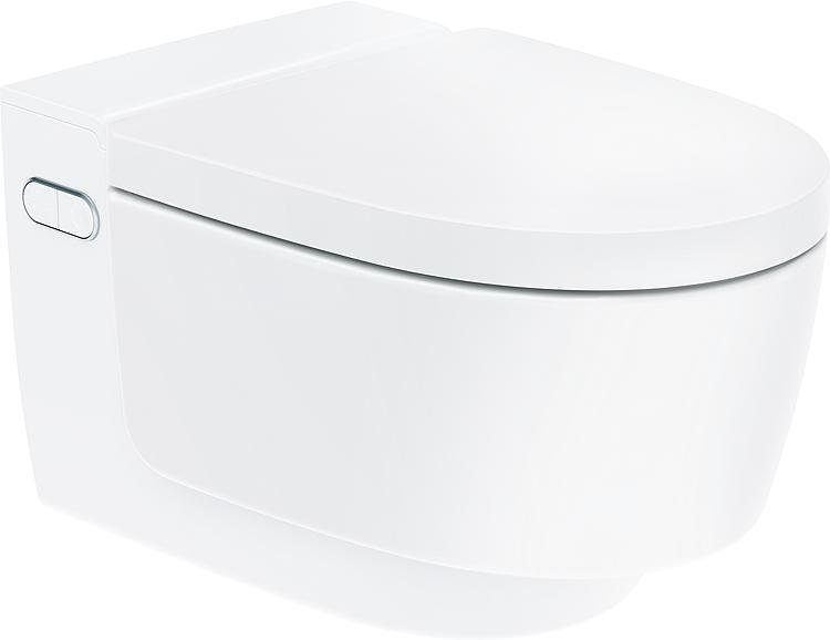 Dusch-WC Geberit AquaClean Mera Classic, weiss-alpin