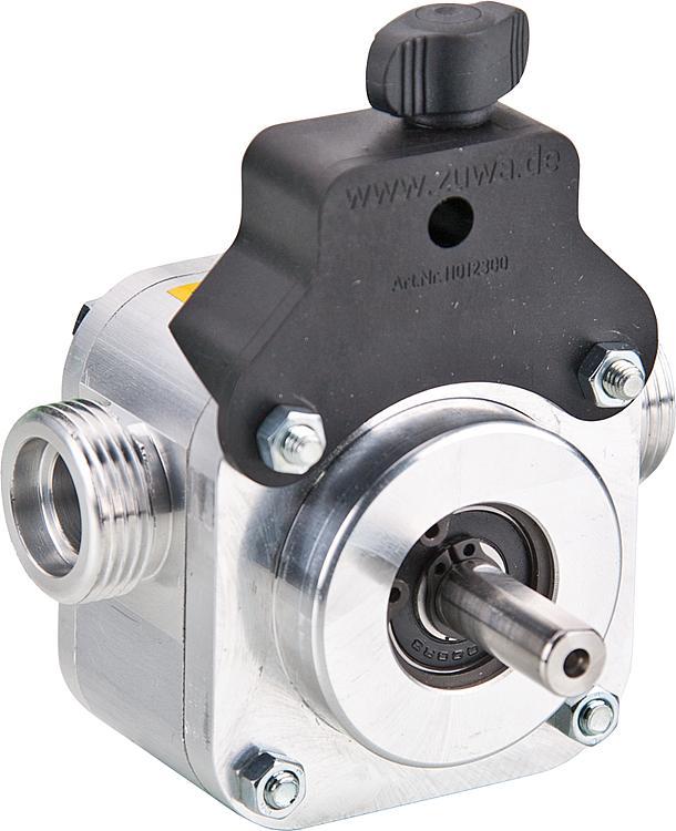 UNISTAR 2001-A Impellerpumpe m. Adapter f. Bohrm. Pumpe max. 30 L/Min., max 4 bar