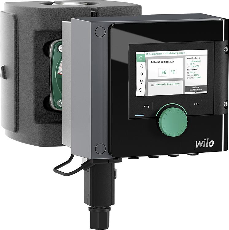 "Umwälzpumpe Wilo Stratos Maxo-Z 30/0,5-8(DE), PN10,DN32 (11/4""), BL:180mm, 230V"