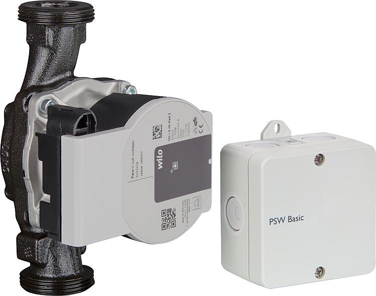 Pumpensignalwandler Resol PSW Basic-Set, Wilo Para ST 25/7-180