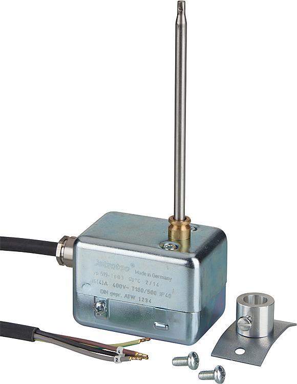 Rauchgas-Thermostat WS 519 Schaltpunkt 60°C