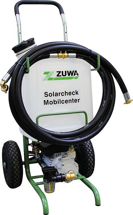Solarcheck Mobilcenter Kompakt P90, 230V