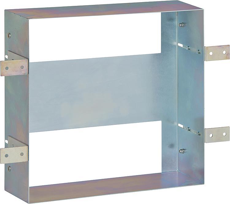 Stahl-Einbaurahmen BxHxT:310x300x115mm
