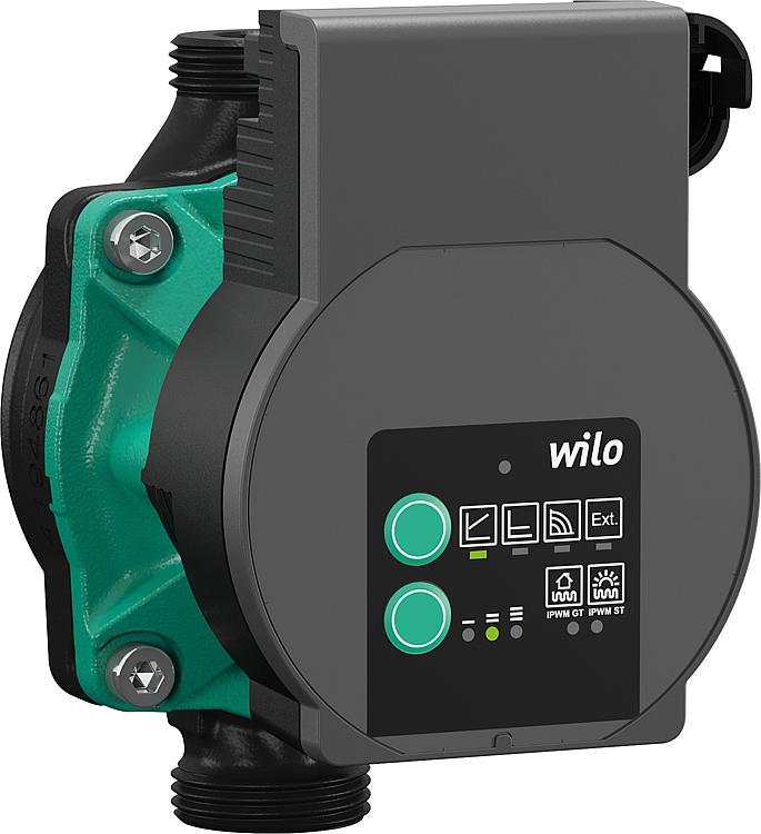 "Umwälzpumpe Wilo Varios-Pico-STG 15/1-8,Anschluss DN25(1"")AG, BL:130mm"