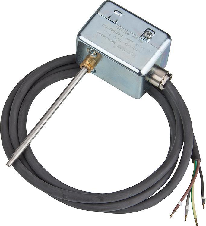 Rauchgas-Thermostat WS 519 Schaltpunkt 80°C